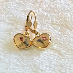 Jewelry - Antique Gold Earrings
